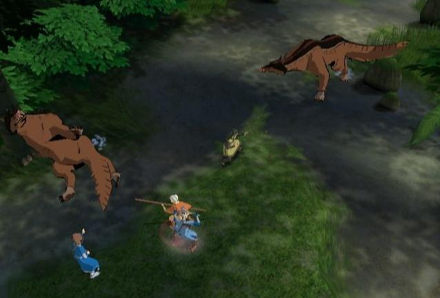 avatar gamecube game