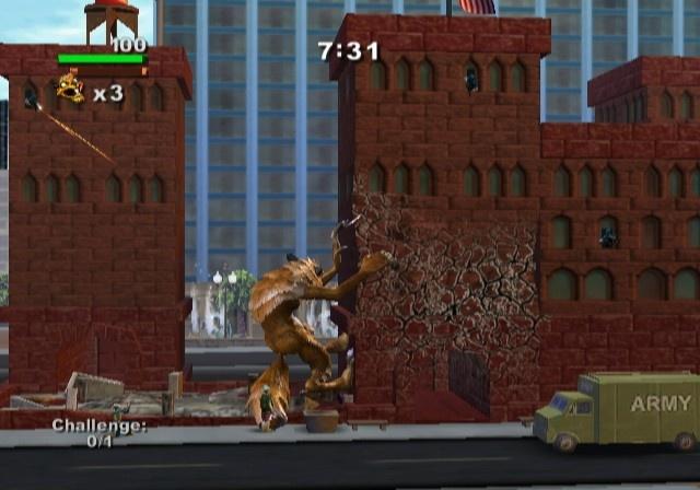 Rampage Total Destruction Neoseeker