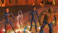 Fantastic 4: Rise of the Silver Surfer screenshot 0
