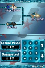 Fish tycoon ds for Fish tycoon 2 breeding chart