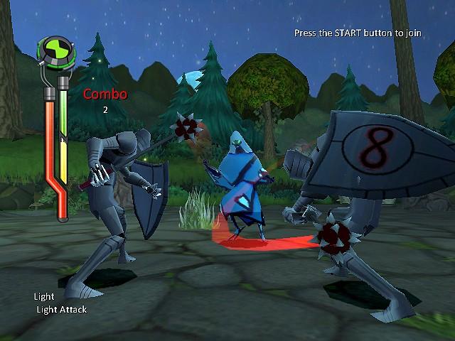 Ben 10: Alien Force The Game Screenshots - Neoseeker