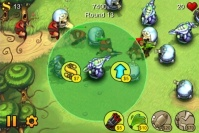 Fieldrunners screenshot 2