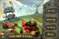 Fieldrunners screenshot 5