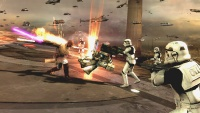 Star Wars: The Force Unleashed screenshot 0