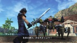 Final Fantasy VII: Crisis Core screenshot 8