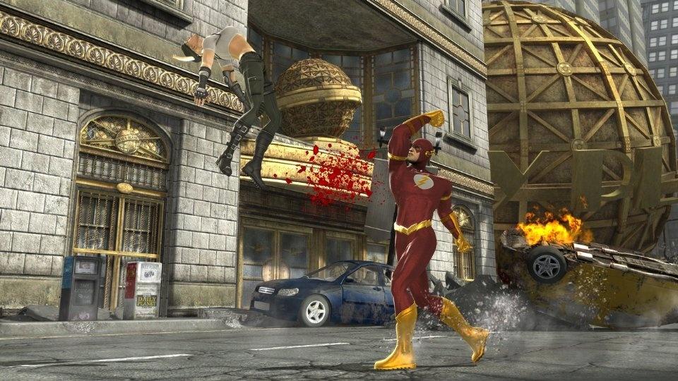 Mortal Kombat vs  DC Universe - Neoseeker