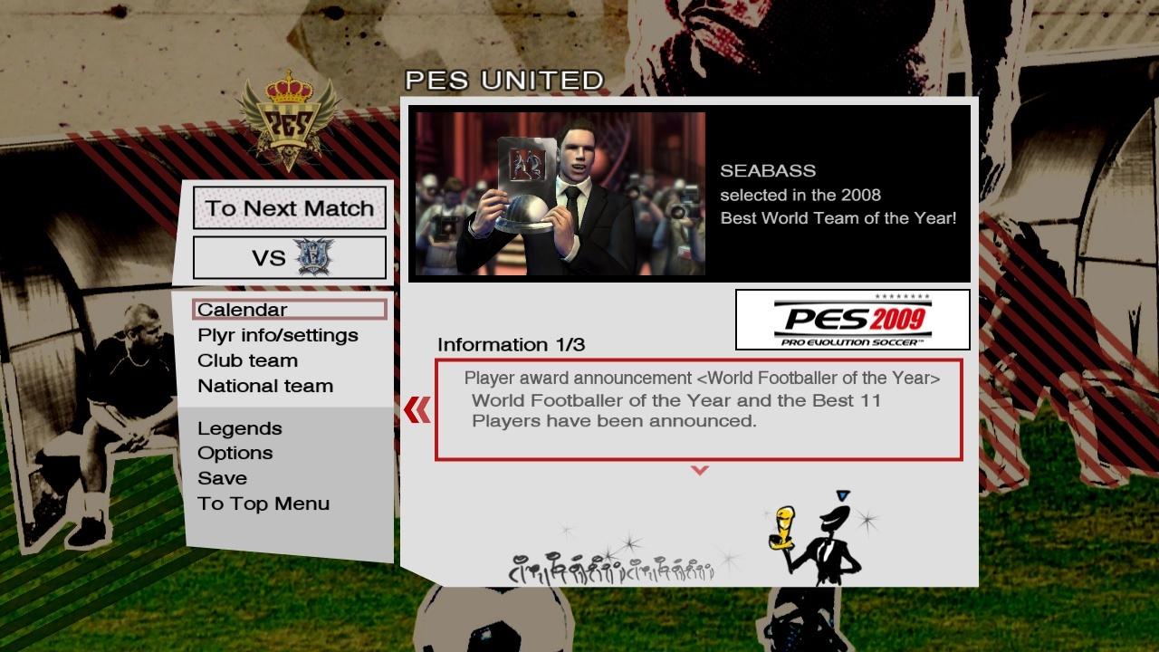 Pro Evolution Soccer 2009 Screenshots - Neoseeker