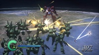 Dynasty Warriors: Gundam 2 screenshot 0