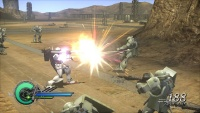 Dynasty Warriors: Gundam 2 screenshot 16