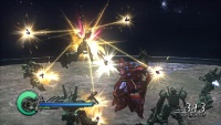 Dynasty Warriors: Gundam 2 screenshot 3
