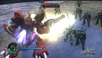 Dynasty Warriors: Gundam 2 screenshot 4