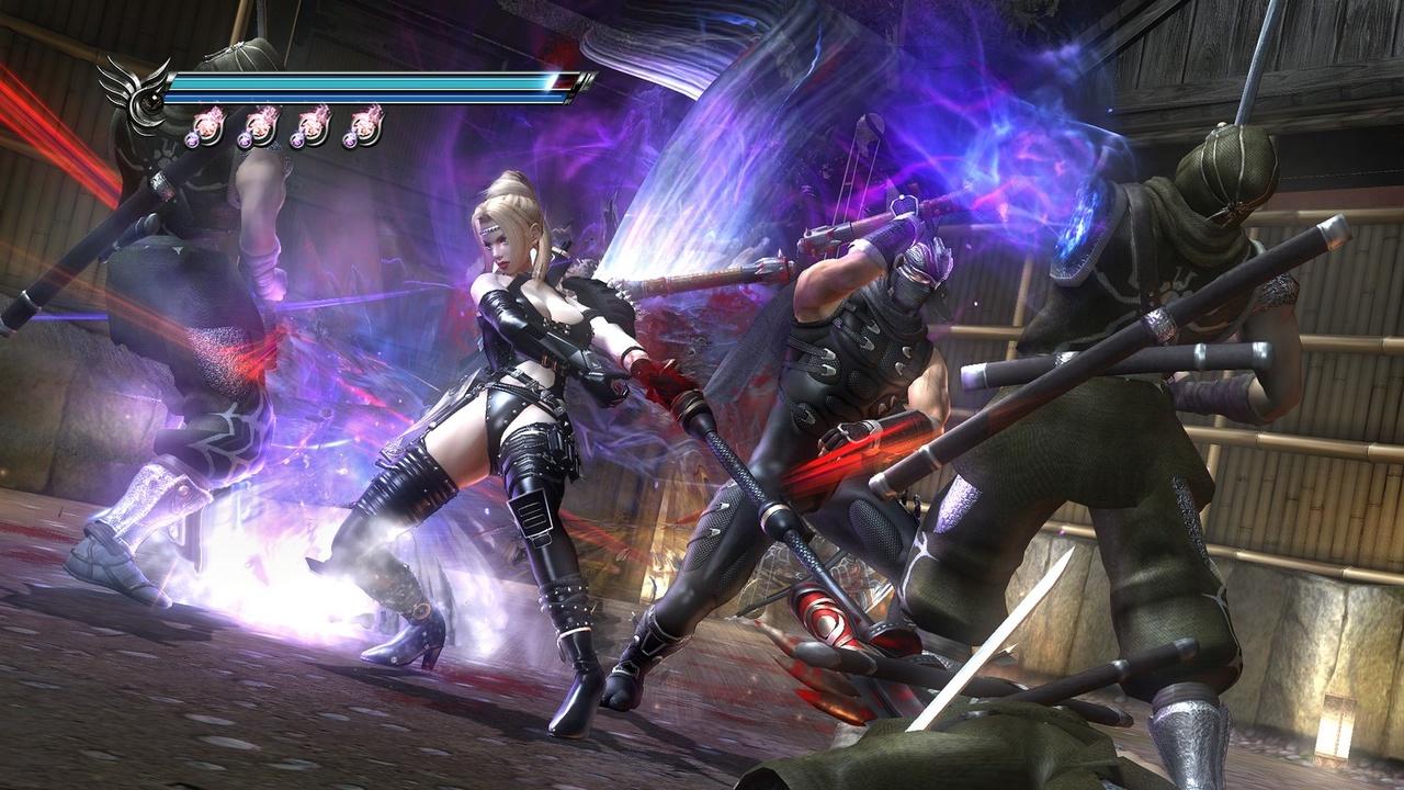 Ninja Gaiden Sigma 2 Neoseeker