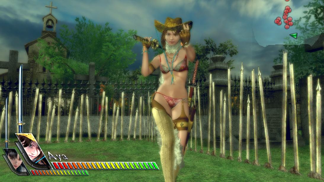 Bikini samuarai squad cheat