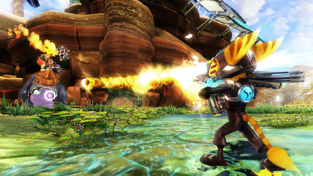 Ratchet Clank Future A Crack In Time Neoseeker