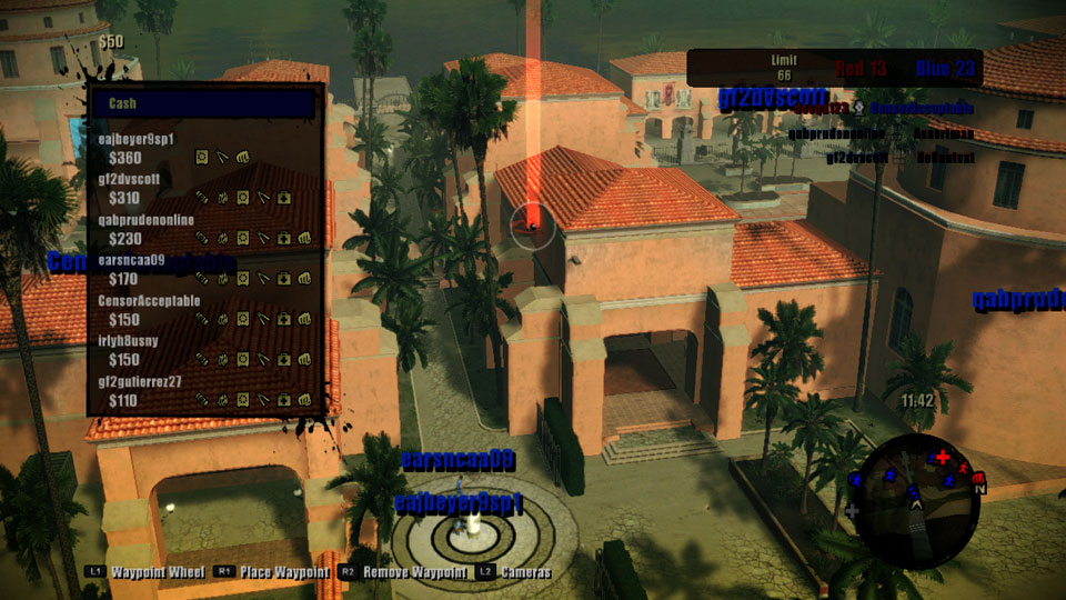 godfather 2 cheats ps3 all weapons