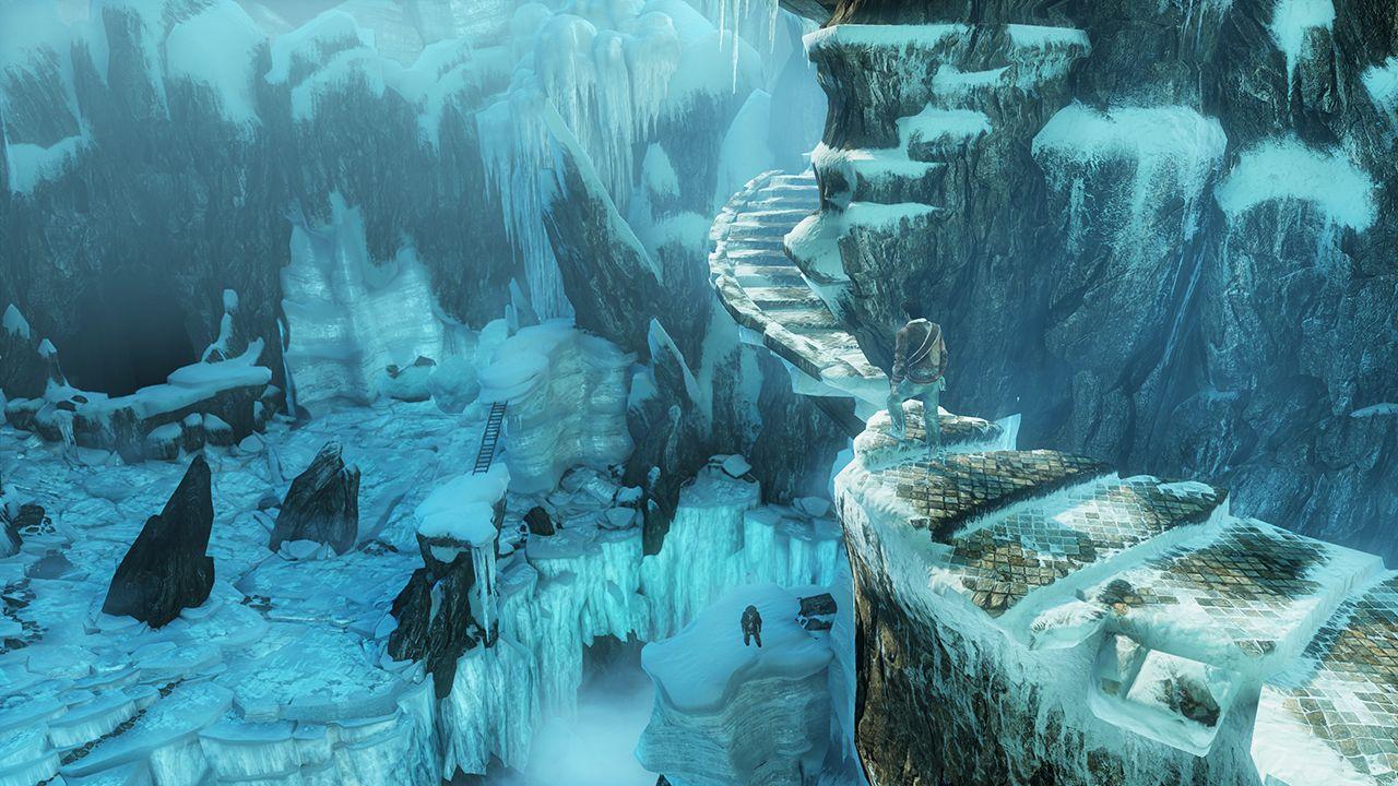 Uncharted 2 Heart of Ice