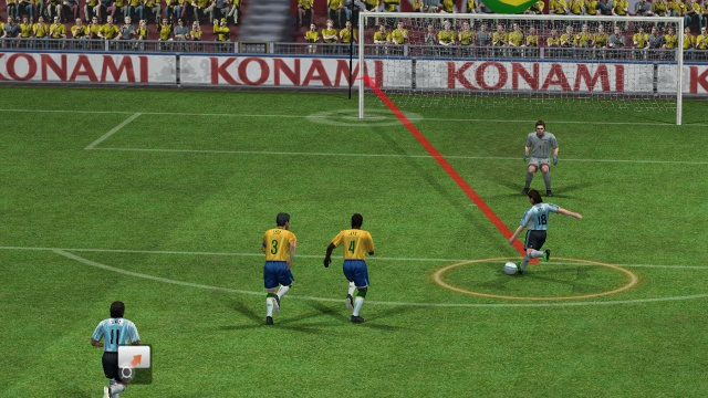 Pro Evolution Soccer 2009 Screenshots - Neoseeker