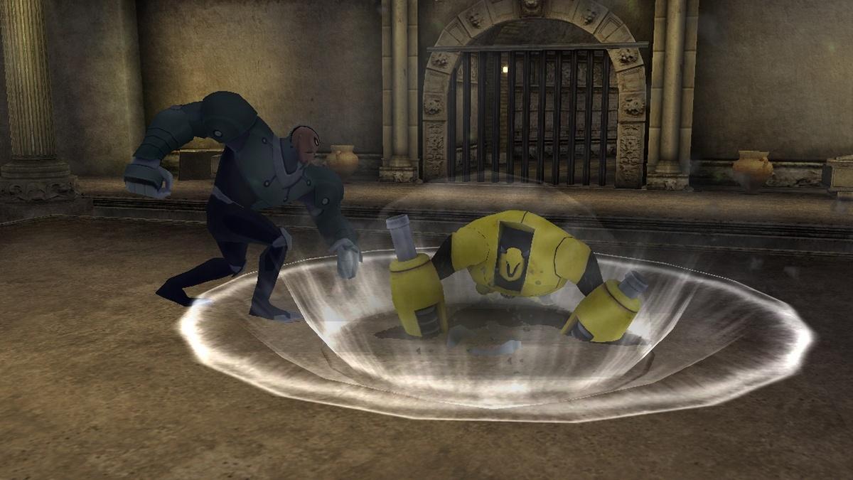 Ben 10 Ultimate Alien: Cosmic Destruction Screenshots