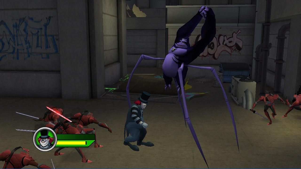 jeux ben 10 ultimate alien cosmic destruction pc gratuit