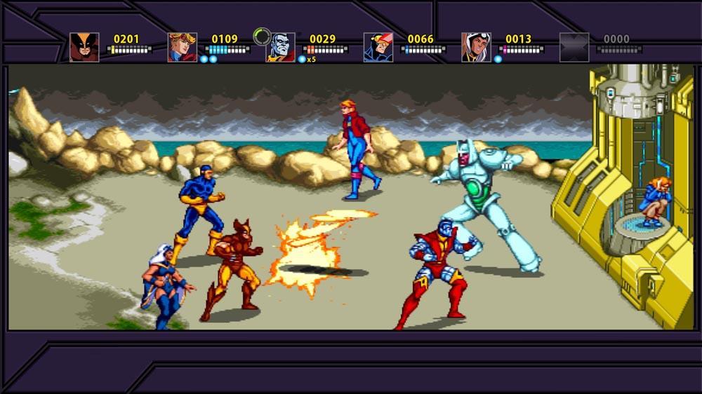 x men the arcade game screenshots neoseeker