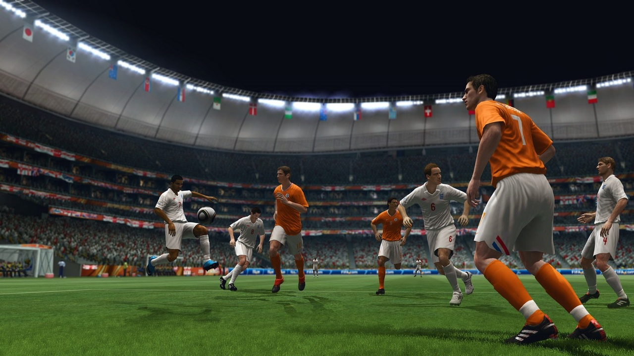 fifa world cup 2010 game full version