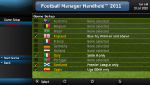 Football Manager Handheld 2011 screenshot 4
