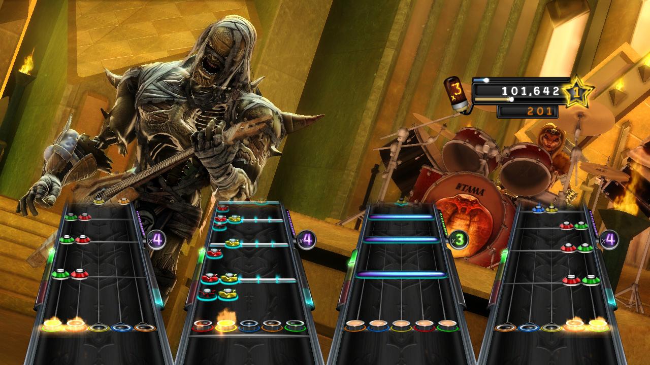 Guitar Hero Warriors Of Rock Neoseeker