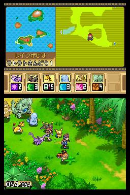 Pokemon ranger tracks of light httpioseekerpgamesnintendoelargeg aloadofball Gallery