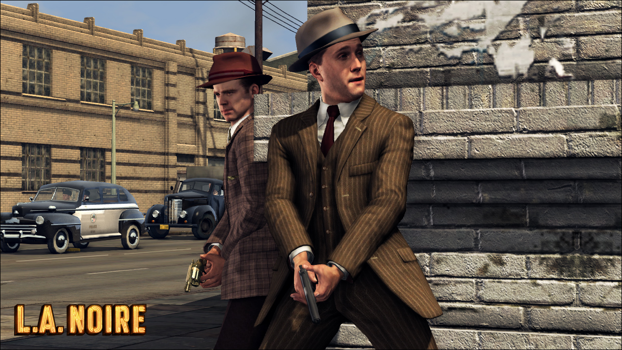Image result for l.a noire suit