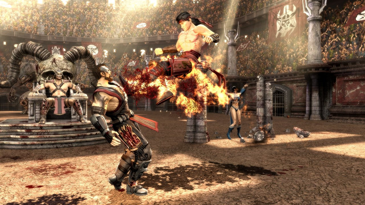 Dlc Mortal Kombat 9 Xbox 360 Download Torrent Aglalongre S Ownd
