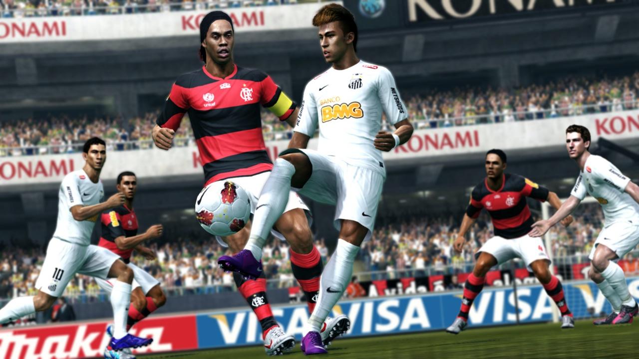 Pro Evolution Soccer 2013 Screenshots - Neoseeker