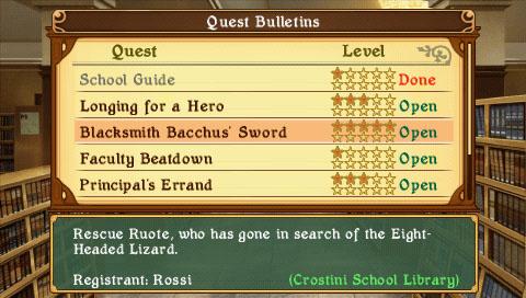 Class of Heroes 2 - Neoseeker