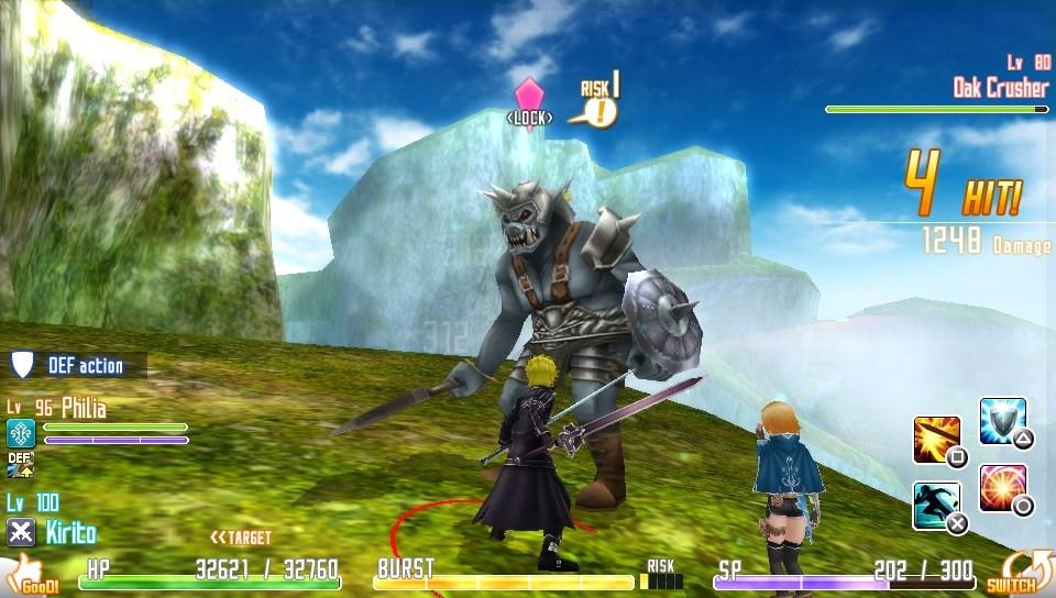 Sword Art Online: Hollow Fragment - Neoseeker