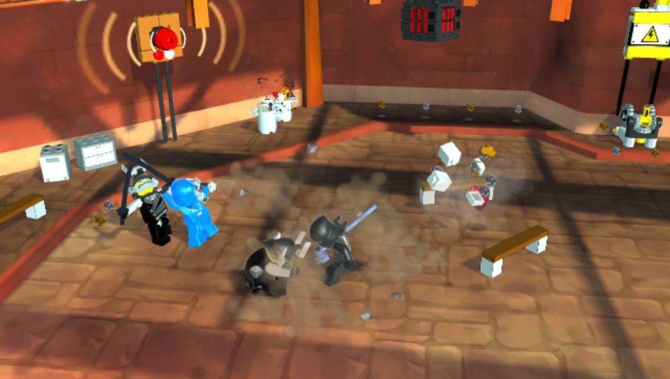 LEGO Ninjago: Shadow of Ronin Screenshots - Neoseeker