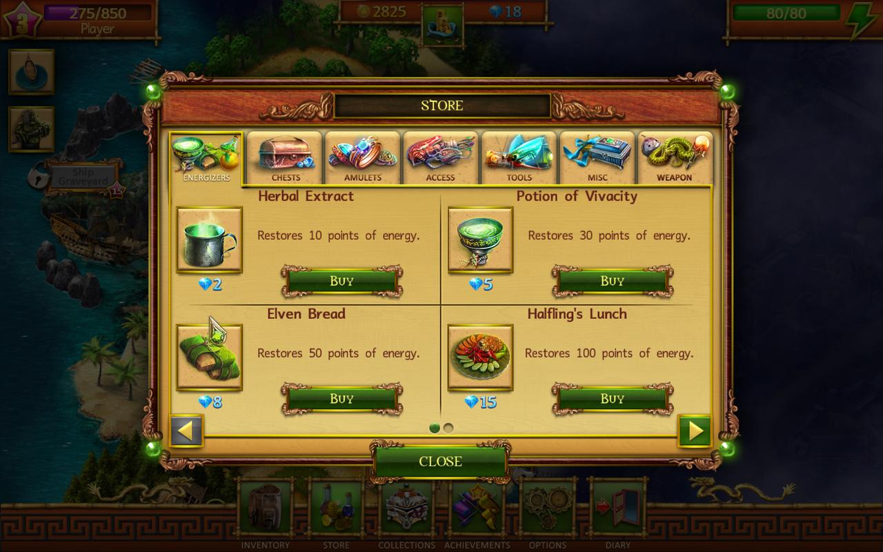 Lost Lands: Mahjong - Neoseeker