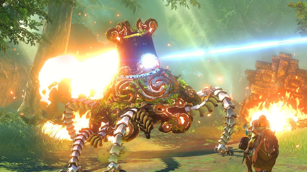 Compendium Weapons The Legend Of Zelda Breath Of The Wild Neoseeker