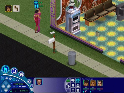 hot date online game