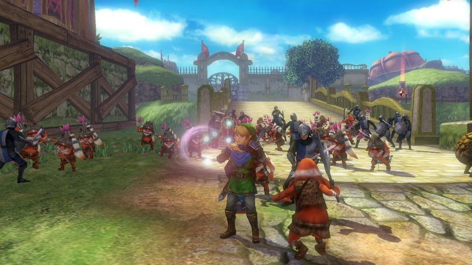 Hyrule Warriors Definitive Edition Neoseeker