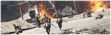 Unrest in Ishgard Quest Banner.png