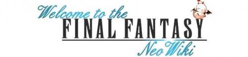 Final Fantasy banner