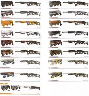 Names of guns az pdf