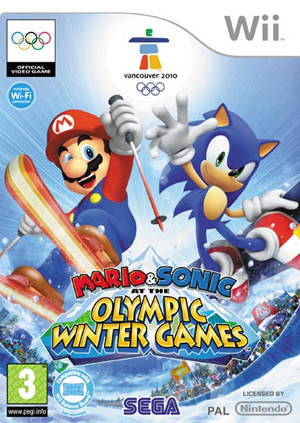 Mario & Sonic at the Olympic Winter Games - Mario Wiki