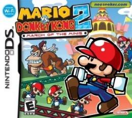 Mario vs donkey kong 2 frontcover.jpg