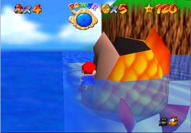 Tiny Huge Island Mario Wiki Neoseeker