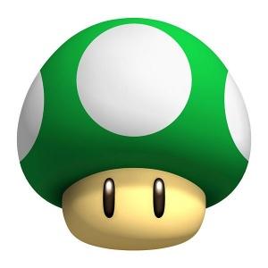 1 Up Mushrooms Mario Wiki Neoseeker