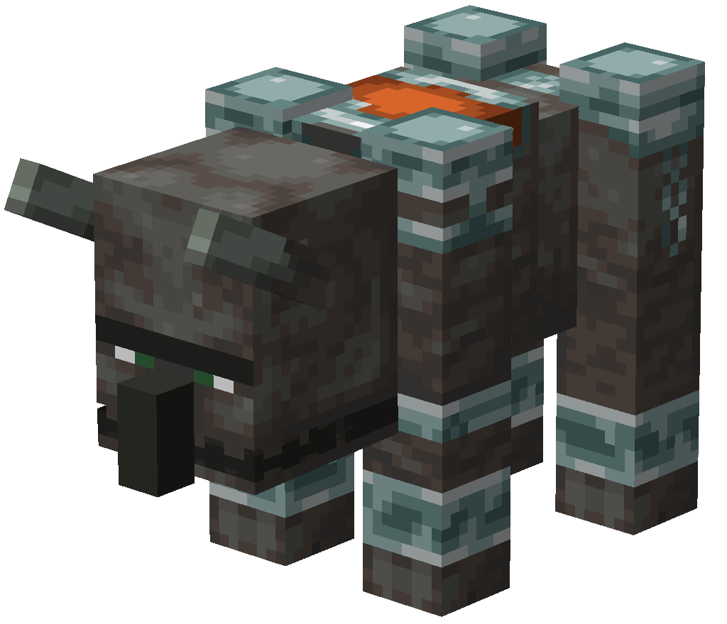 Ravager - Minecraft Wiki - Neoseeker