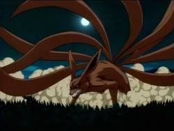 Nine Tailed Demon Fox Naruto Wiki Neoseeker
