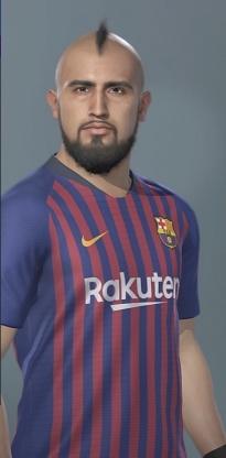 Arturo Vidal - Pro Evolution Soccer Wiki - Neoseeker