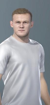 Wayne Rooney - Pro Evolution Soccer Wiki - Neoseeker
