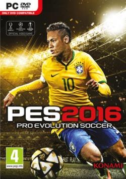 Pro Evolution Soccer 2016 cover art.jpg